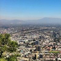 Photo taken at Parque Metropolitano de Santiago by Danny J. on 3/3/2013