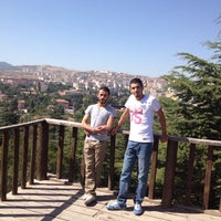 Photo taken at Bilecik Kent Ormanı by Yuce on 9/29/2012