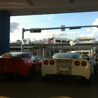 Photo taken at Bomnin Chevrolet Dadeland by Spain on 1/23/2013