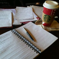 Photo taken at Starbucks Coffee by Paige T. on 12/15/2012