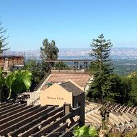 Photo taken at Mountain Winery by Jennifer B. on 6/27/2013