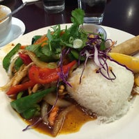 Photo taken at Best Thai Cuisine by Thomas W. on 3/6/2015