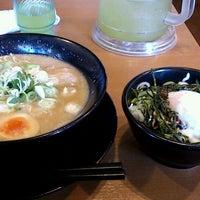 Photo taken at らーめん一刻魁堂 豊田南店 by morningmasa2 on 12/28/2013