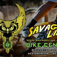 Photo taken at Savage Line Bike Center by Savage Line Bike Center A. on 3/20/2014