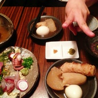 Photo taken at 和もだん あぜ楽 by K s. on 5/10/2013