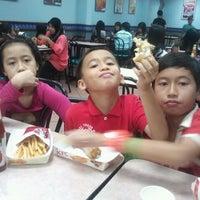 Photo taken at KFC by Azizah K. on 10/27/2012