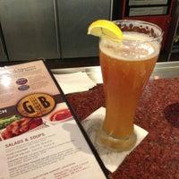 Photo taken at Gordon Biersch Bar & Restaurant by Romy V. on 3/3/2013