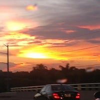 Photo taken at I-95 & Glades Rd by MaJo T. on 9/2/2013