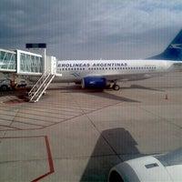 Foto tomada en Aeropuerto Internacional de Mendoza - Gobernador Francisco Gabrielli (El Plumerillo) (MDZ) por Eduardo D. el 11/22/2012