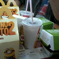 Photo taken at McDonald's by Natalia P. on 7/2/2013