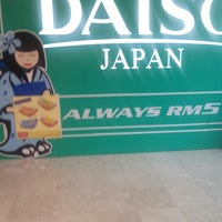 Photo taken at Daiso by Katherine L. on 3/28/2013