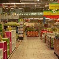 Photo taken at Giant Hypermarket by Katherine L. on 1/15/2013