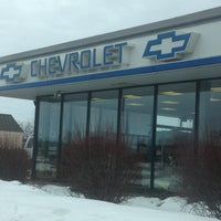 Photo Taken At Luther Hudson Chevrolet GMC By Nicole S. On 1/10/
