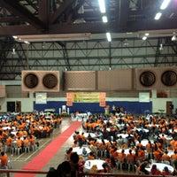 Photo taken at Dewan Gemilang UKM by Masturah O. on 4/21/2013