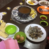 Photo Taken At Dapur Arang Corner Steamboat Amp Grill By Iliya S
