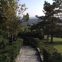 Photo taken at Belvedere Di Montalto Pavese by Manubalza on 10/21/2012