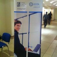 รูปภาพถ่ายที่ Auditorium AUB @EUC โดย Jorge S. เมื่อ 11/28/2012