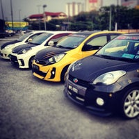 Photo taken at PETRONAS MRR2 Ampang by aMie's a. on 7/28/2013