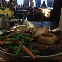 Photo taken at The Top Steakhouse by Will L. on 6/6/2017