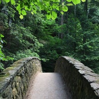 Photo taken at Hocking Hills State Park by Will L. on 6/8/2017