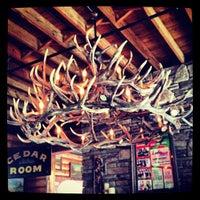 Photo taken at Grand Woods Lounge by Joel M. on 5/7/2013