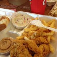 Photo taken at Raising Cane's Chicken Fingers by Heath B. on 10/6/2012