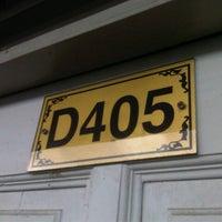 Photo taken at D405 Blok Utarid Kolej 13 by Muhamad A. on 12/16/2012