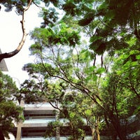 Photo taken at Hong Kong Institute of Vocational Education (Sha Tin) 香港專業教育學院(沙田分校) by Peter N. on 10/3/2012