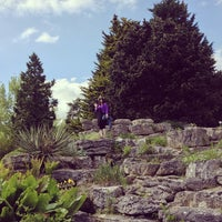 Photo taken at Cambridge University Botanic Gardens by Diogo N. on 6/2/2013