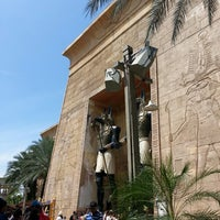 Photo taken at Revenge Of The Mummy by Kwanthapat S. on 6/12/2014