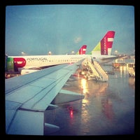 Photo taken at Lisbon Humberto Delgado Airport (LIS) by Jorge C. on 4/3/2013