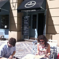 Photo taken at Standard Cafe by Petr N. on 6/11/2013
