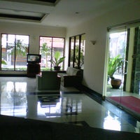 Photo taken at Griya Sentana Hotel by eko P. on 12/8/2012