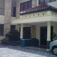 Photo taken at Griya Sentana Hotel by eko P. on 11/29/2012