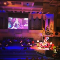 Photo taken at Taylors First Baptist Church by Alex R. on 12/24/2012