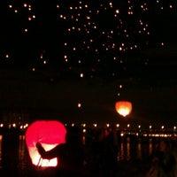 Снимок сделан в Братеевский каскадный парк пользователем Daria B. 9/29/2012