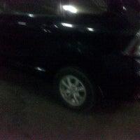 Photo taken at Parking Area - Carrefour Cempaka Putih by mutiara M. on 9/23/2012
