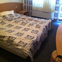Photo taken at Hotel Panorama by Martina on 10/18/2012