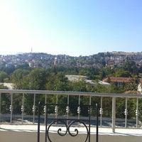 Photo taken at Hotel Panorama by Martina on 10/21/2012