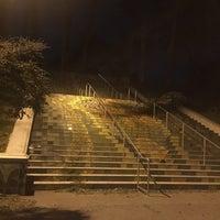 Foto tirada no(a) Lincoln Park Stairs por Sofia G. em 12/5/2017