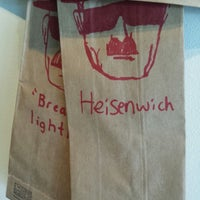 Photo taken at Which Wich Superior Sandwiches by Jon C. on 9/19/2013