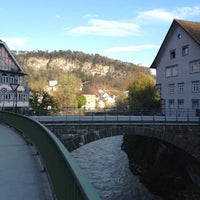 Photo taken at Feldkirch by Zehra on 4/18/2013