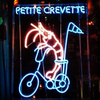 Photo taken at Petite Crevette by Amanda D. on 10/4/2012
