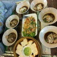 Photo taken at Boat Noodle by Ashikin C. on 4/16/2017