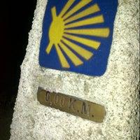 Photo taken at Faro de Fisterra by Anna A. on 9/4/2013