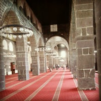 Photo taken at Grand Mosque by Berat Ç. on 4/6/2013