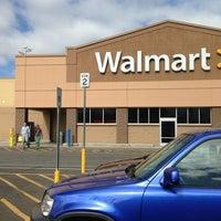 Photo taken at Walmart by Nicholas W. on 7/27/2013
