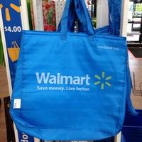 Photo taken at Walmart Supercenter by Nicholas W. on 4/24/2014