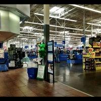 Photo taken at Walmart Supercenter by Nicholas W. on 8/16/2013