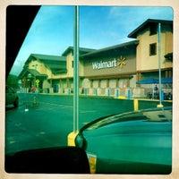 Photo taken at Walmart Supercenter by Nicholas W. on 4/6/2013